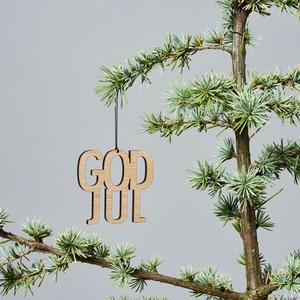 Bilde av Felius Design God Jul 2pk,