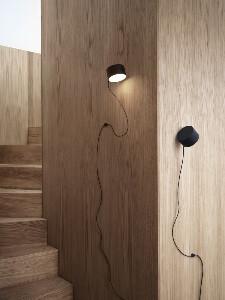 Bilde av Muuto Post Wall lamp, Black