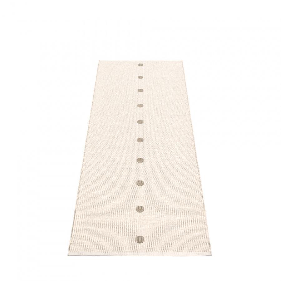 Pappelina Peg Gulvløper 70x200 Linen/Vanilla