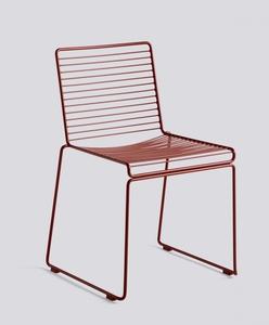 Bilde av HEE Dining Chair Rust fra HAY