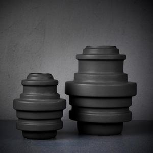 Bilde av dbkd Phlox Black Large Vase