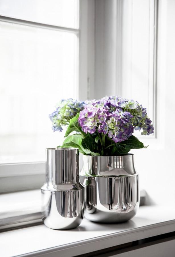 Menu Tactile Vase Wide