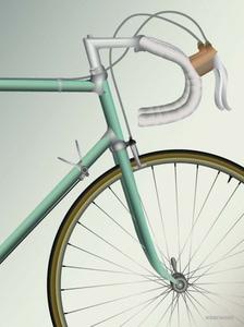 Bilde av VisseVasse Racing Bicycle