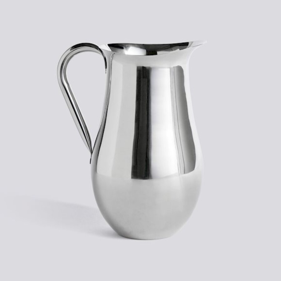HAY Indian Steel pitcher NO.2, mugge
