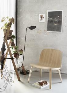 Bilde av Muuto Visu Lounge Chair Oak