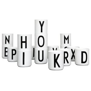 Bilde av Design Letters Porselen Kopp