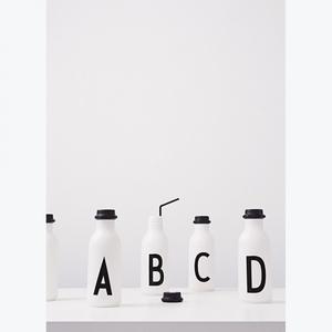 Bilde av Water bottle A-Z Design