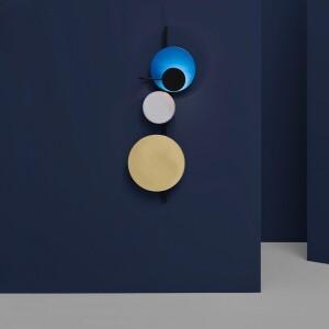 Bilde av Planet lamp Electric Blue,