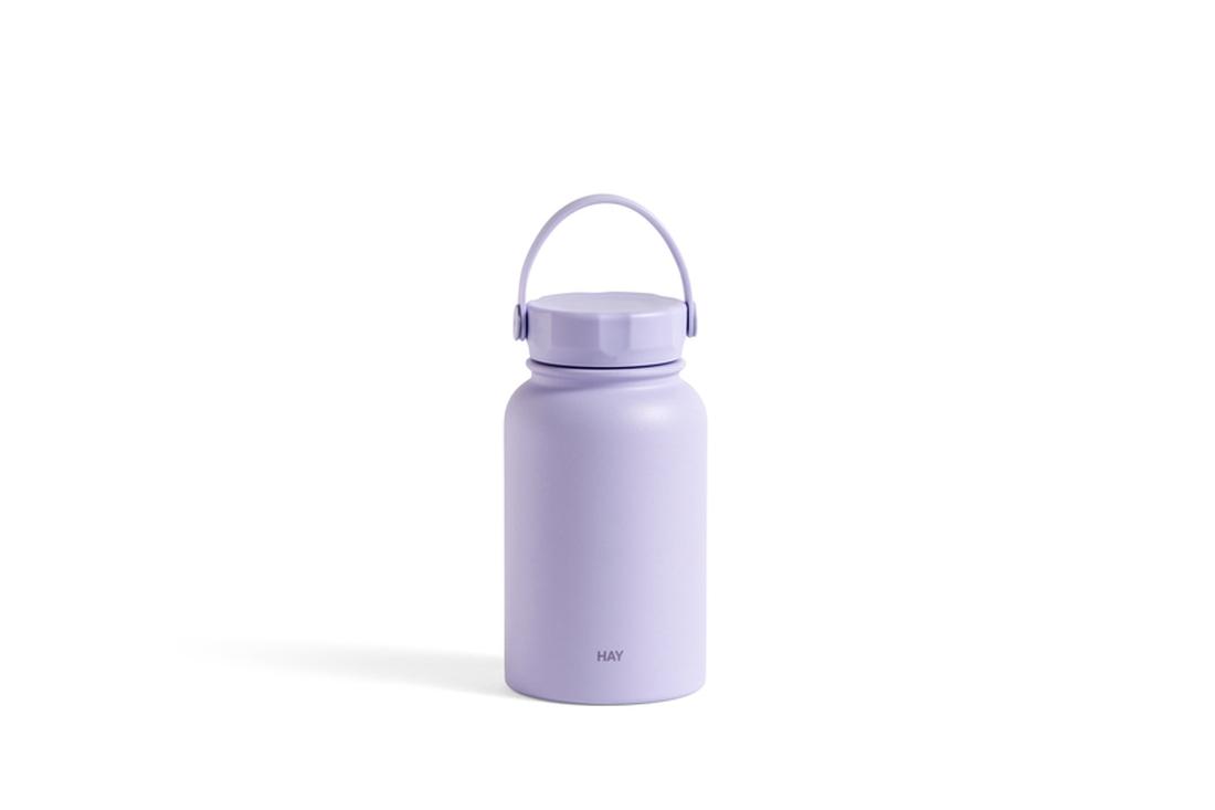 Hay Mono Thermal Bottle 0,6L Lavendel