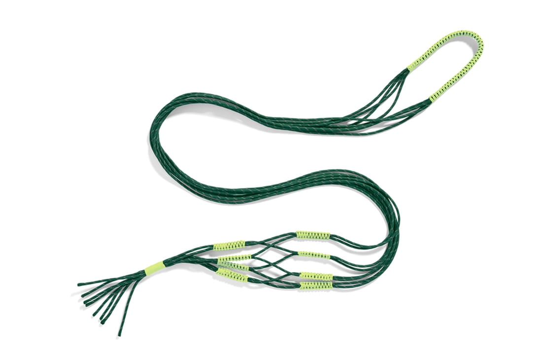 Hay Phanta Plant Hanger, Green