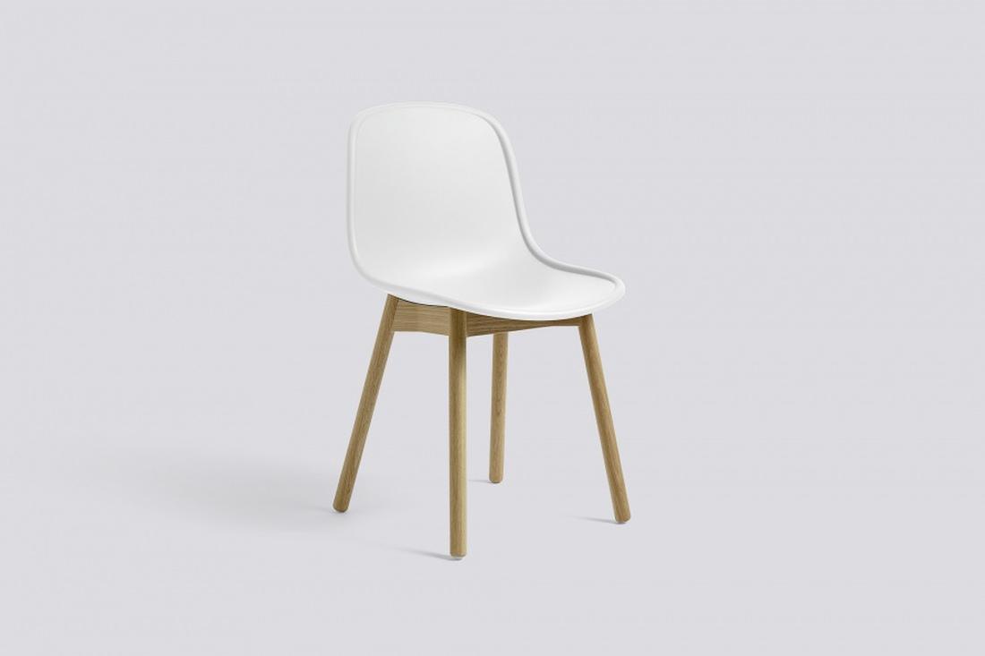 HAY NEU13 Chair CreamWhite Stol