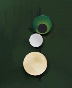 Bilde av Planet lamp Cedar Green,