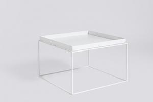 Bilde av HAY TRAY Table 60x60 White