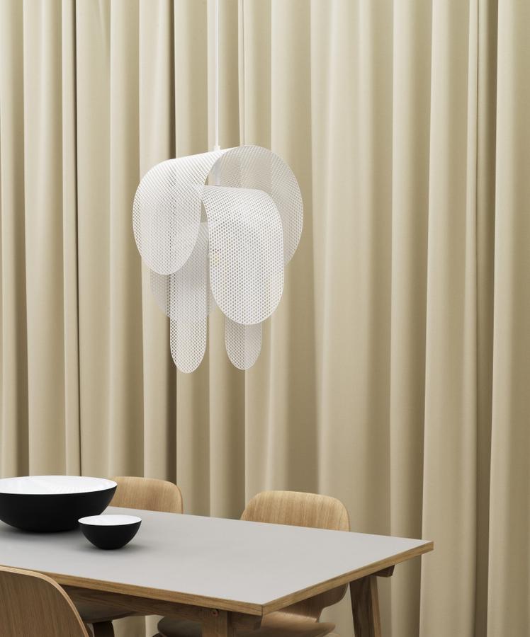 Normann Cph Superpose Lamp, white