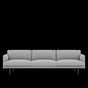 Bilde av MUUTO Outline Sofa 3,5 seter,