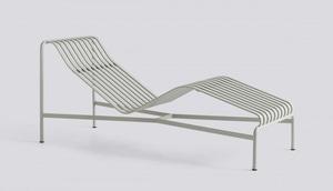 Bilde av HAY Chaise Lounge sofa, Sky