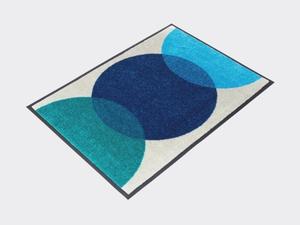 Bilde av HEYMAT Spot Blue 60x85