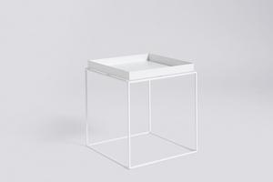 Bilde av HAY TRAY Table 40x40 White