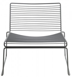 Bilde av HEE Lounge Chair Asphalt Grey