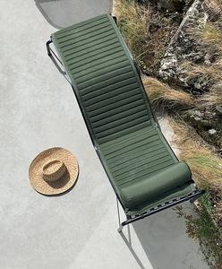 Bilde av HAY Antracite Quilted Cushion