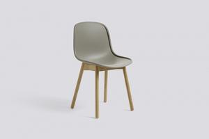 Bilde av HAY NEU13 Chair Mud Grey Stol