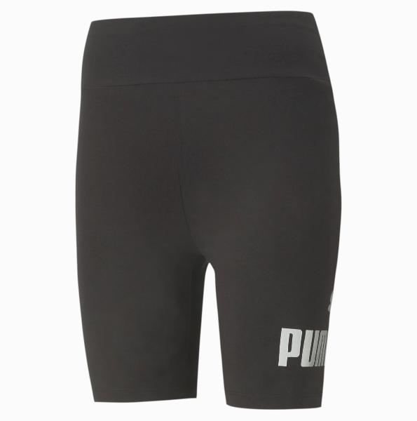Bilde av Puma ESS+ Metallic Short Tights