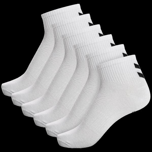 Bilde av hummel Chevron 6-pack Mid Cut Socks