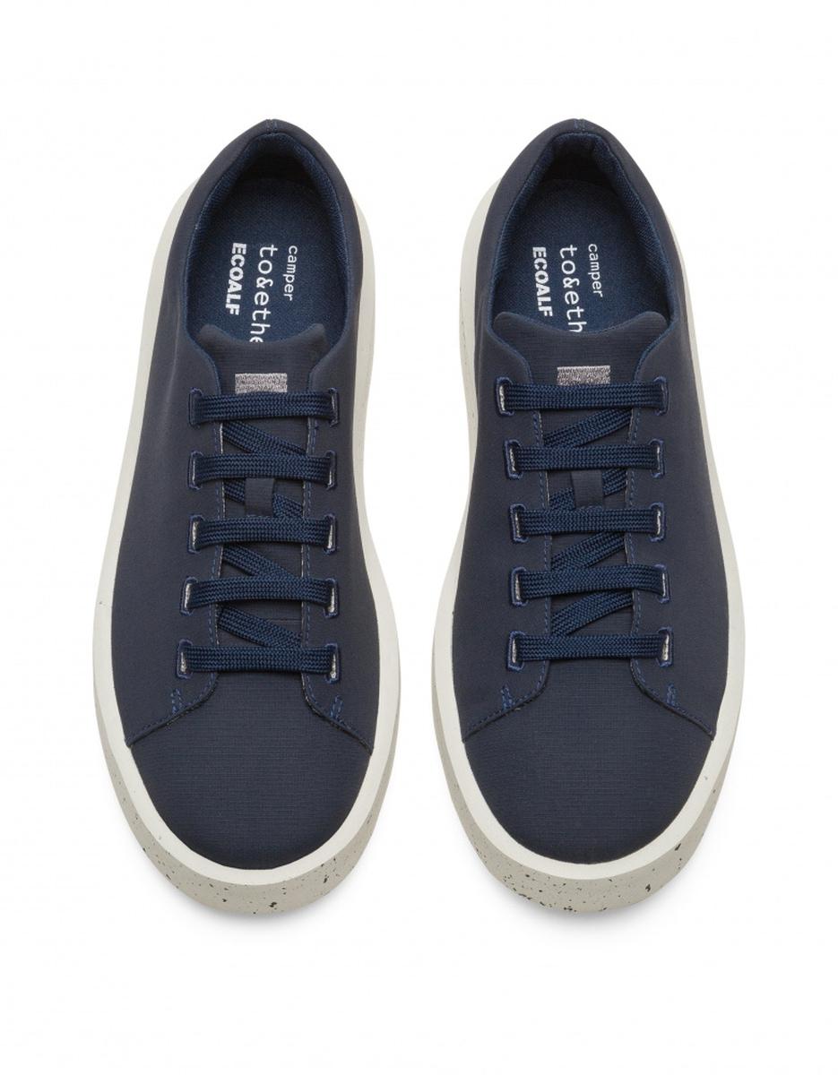 Camper Navy sneakers herre Together Ecoalf