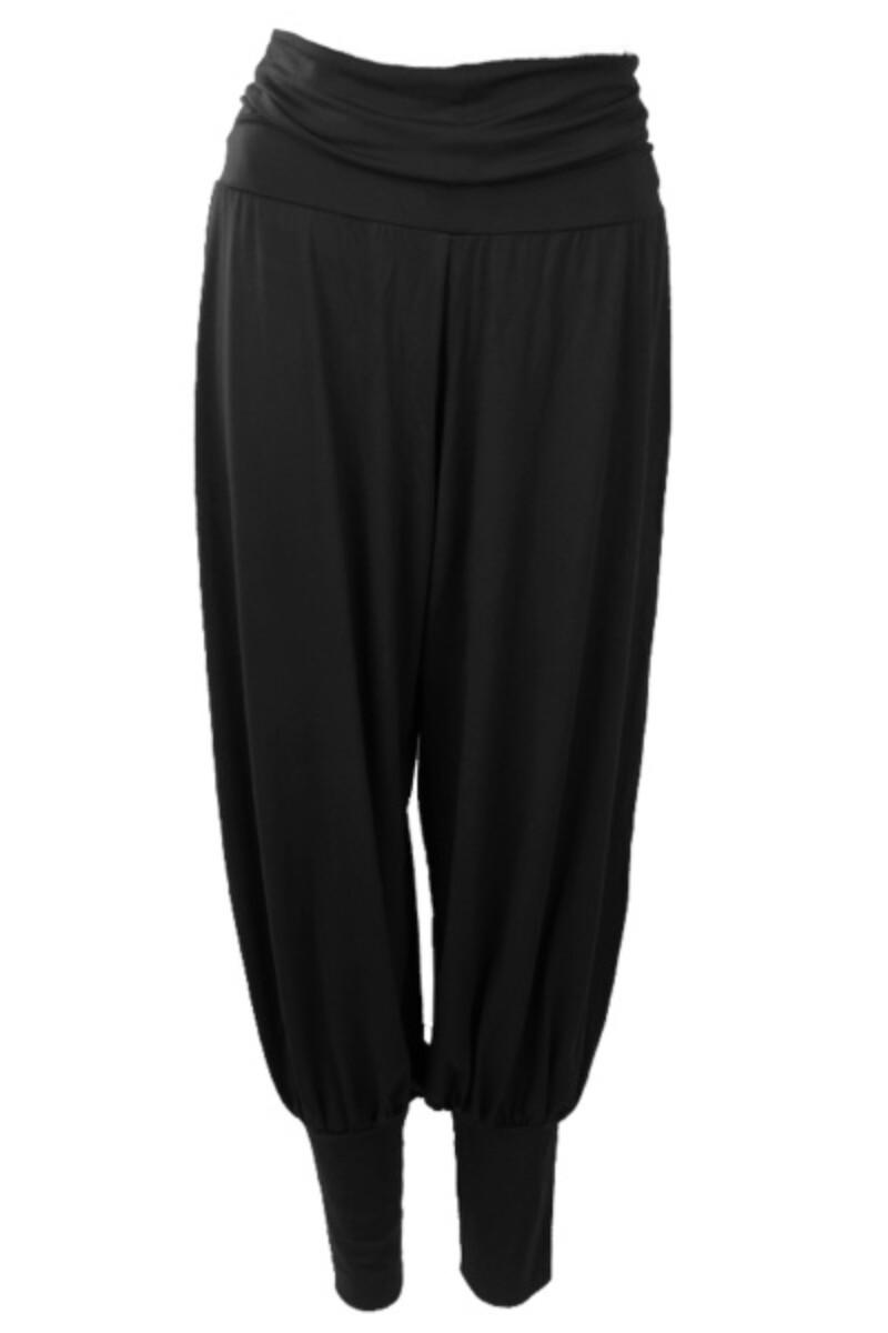 Molly Sort baggy bukser fra ko:ko norway