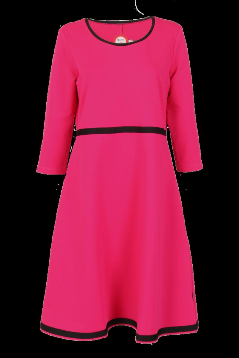 Magda rosa kjole