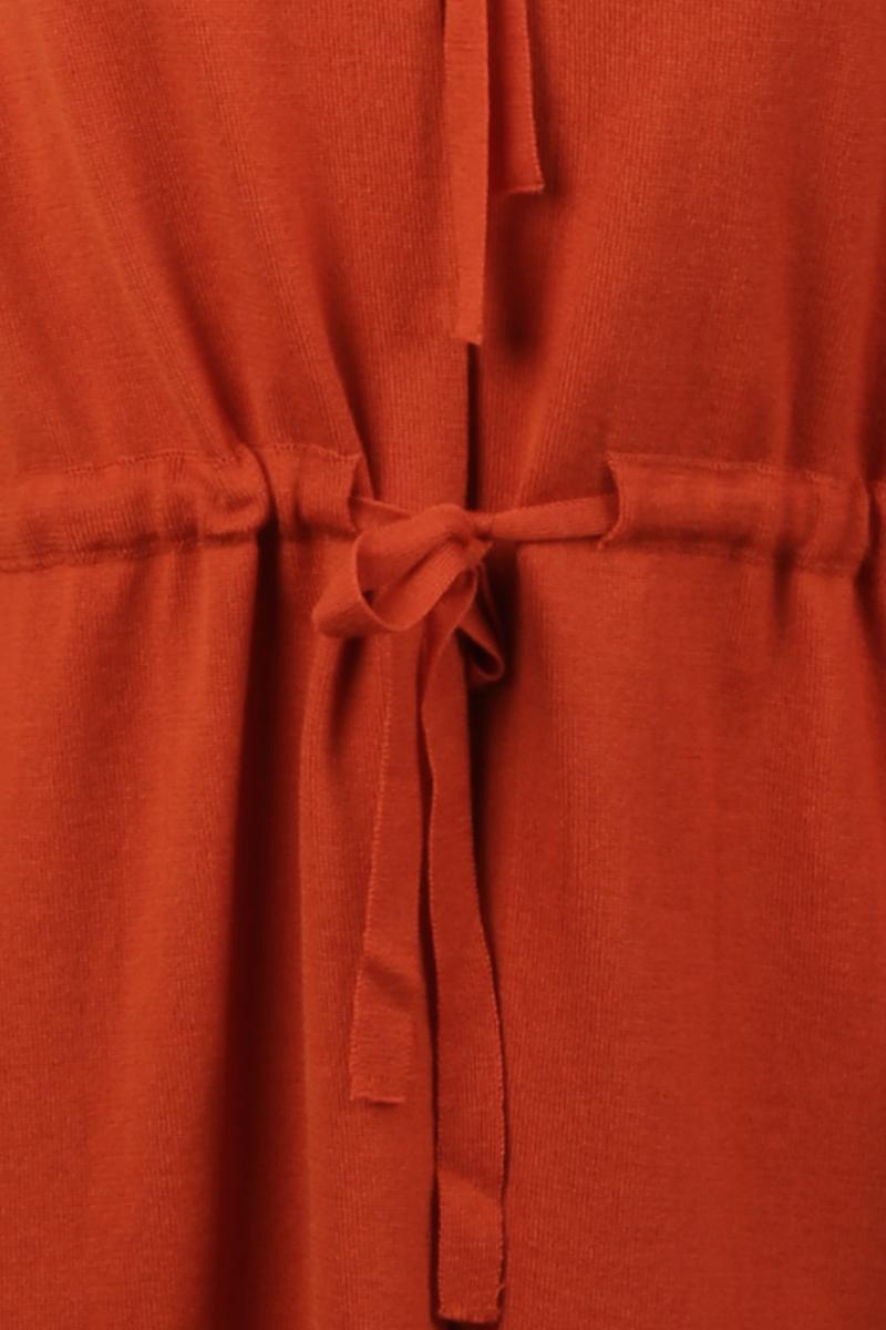 Hope rust merinoull jakke one size
