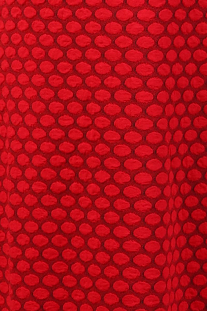 Kate rød elegant kjole