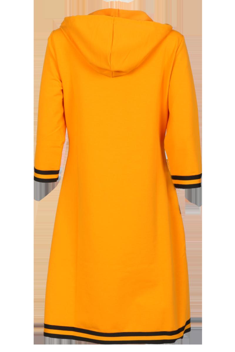 Dagny Sporty gul kjole
