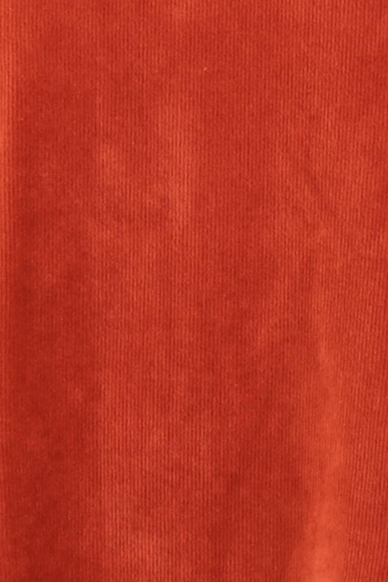 Milla kjole babycord rust