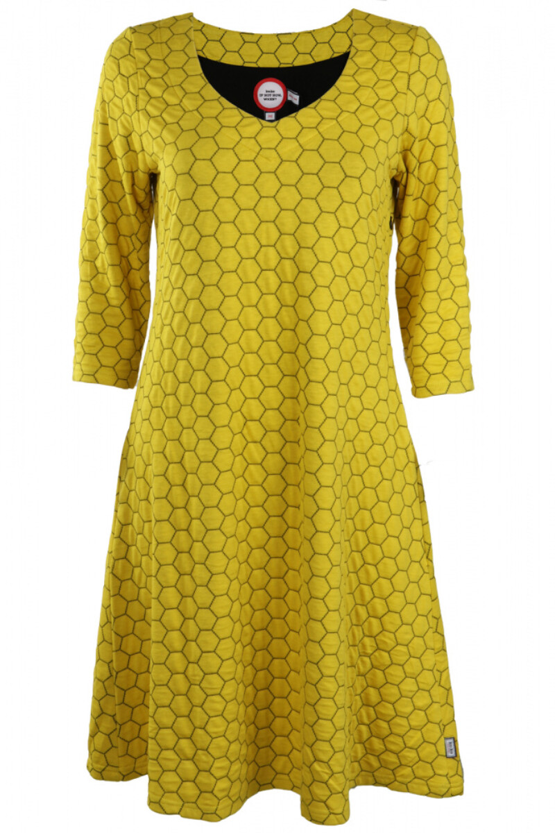 Jorid Gul kjole