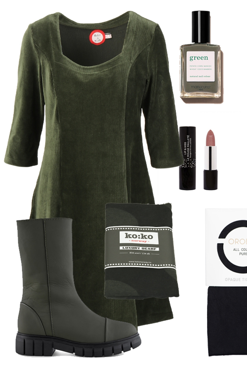 OUTFIT Milla green