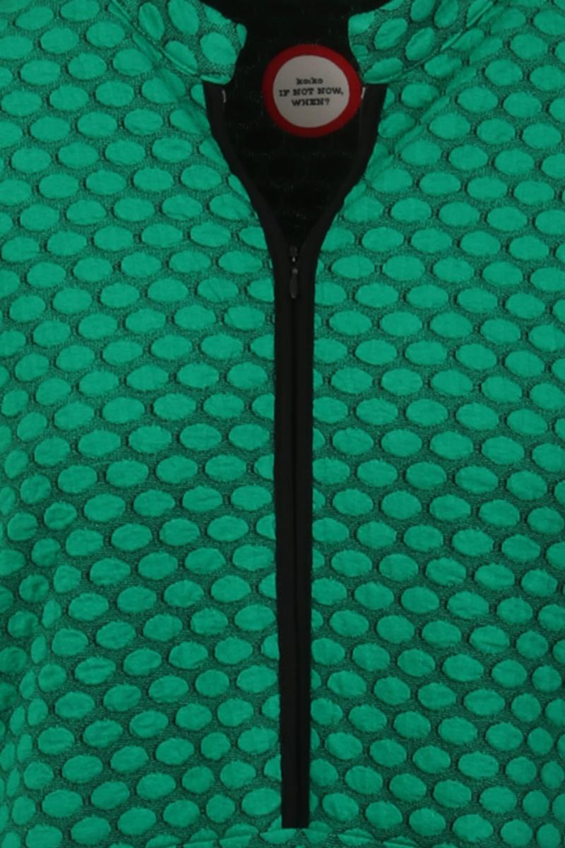 Kate grønn elegant kjole