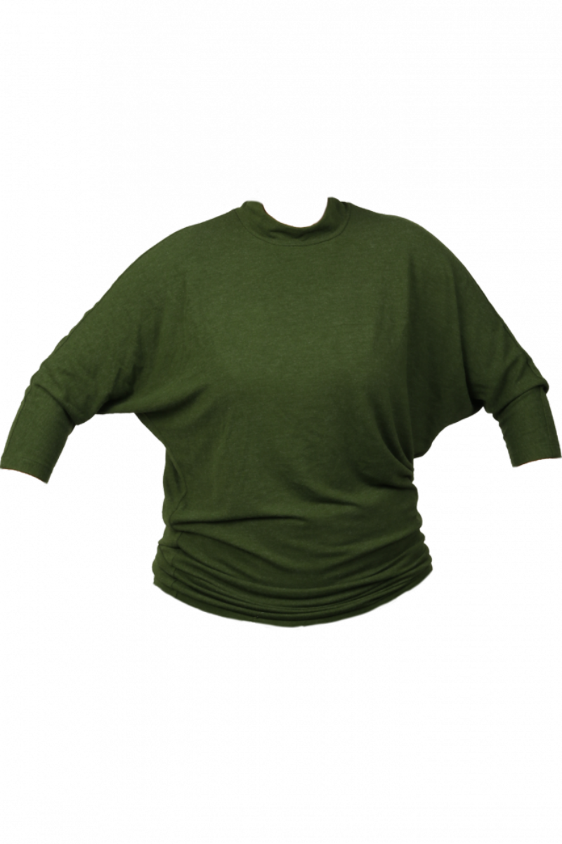 Unni Genser / tunika grønn