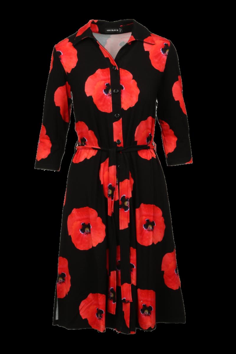 Papaver kjole Design  75