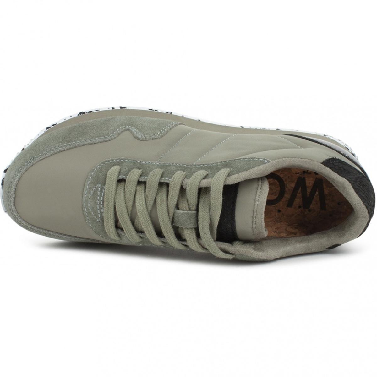 NORA III Vertiver woden sneakers WL163