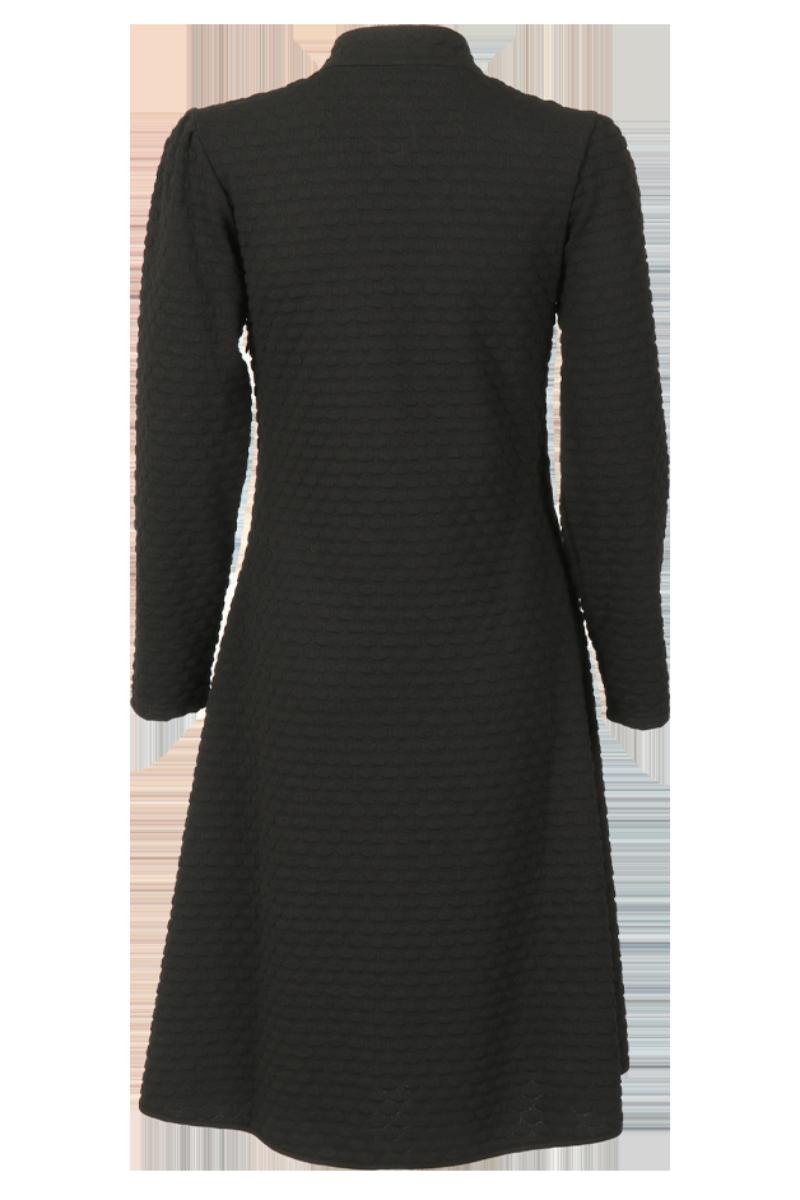 Kate sort elegant kjole