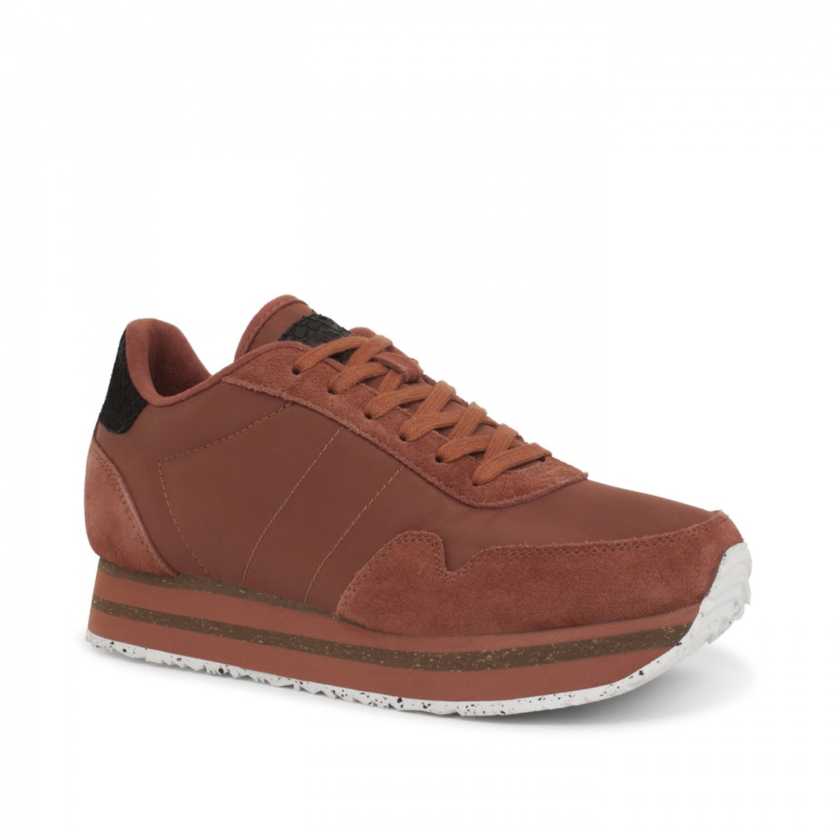 Rust plateau sneakers Nora III WL1751