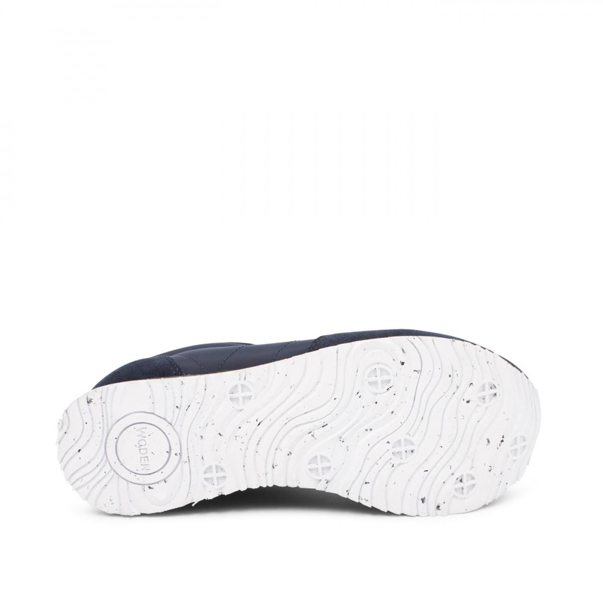Navy plateau sneakers Nora III WL1751