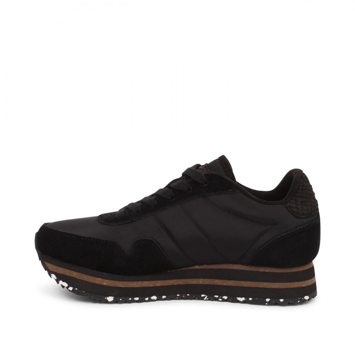 Black plateau sneakers Nora III WL1751