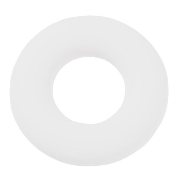 Silikonring hvit 1 stk
