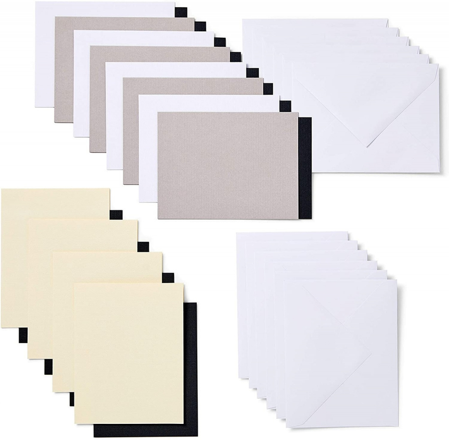 Cricut Joy Neutral insert cards