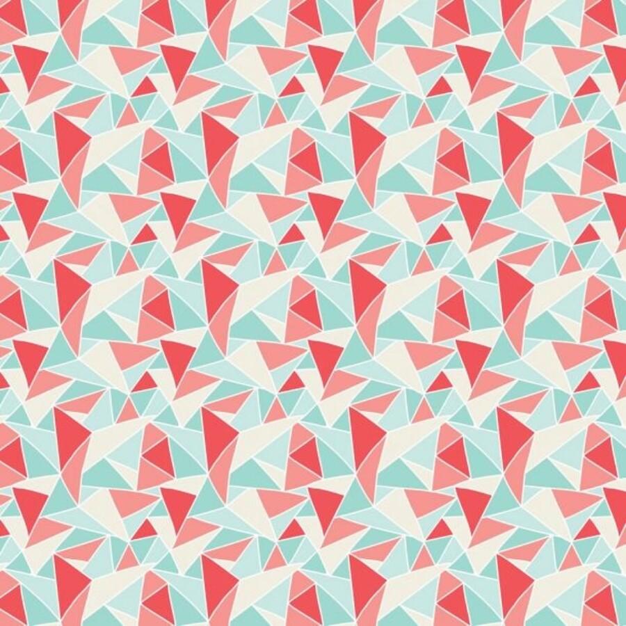 Cricut Deluxe stickerpaper Kaleidoscope