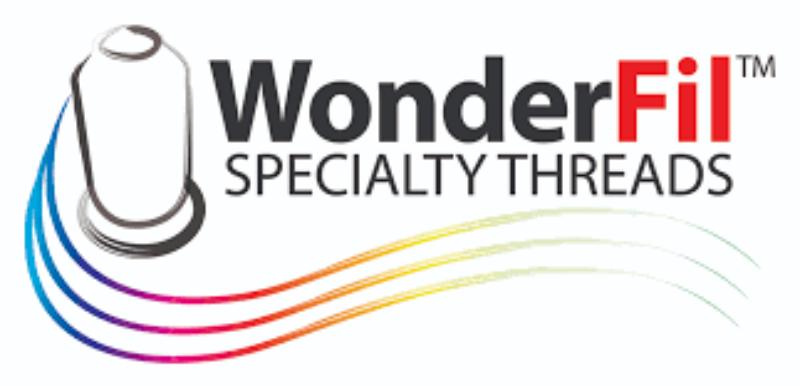 Wonderfil 2500m overlocktråd