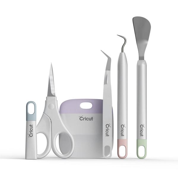 Cricut basic tool set lilla