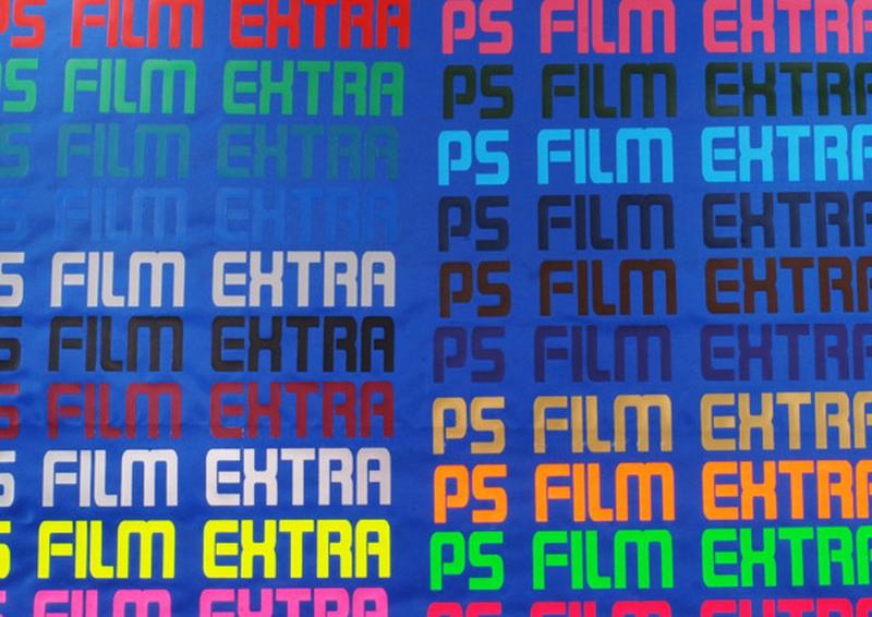 Siser Ps film extra htv 30x50 cm for nylon
